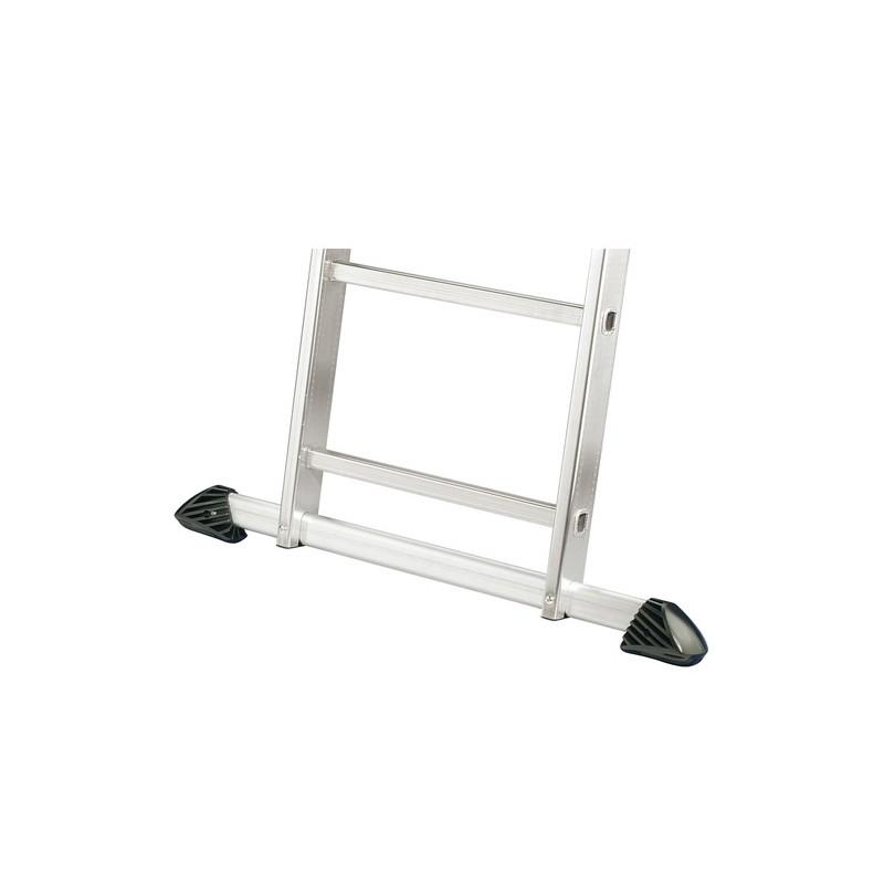 Alquiler de escalera aluminio triple combinada hailo 7312 - Alquiler de escaleras ...