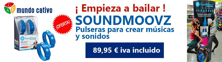 SoundMoovz pulseras